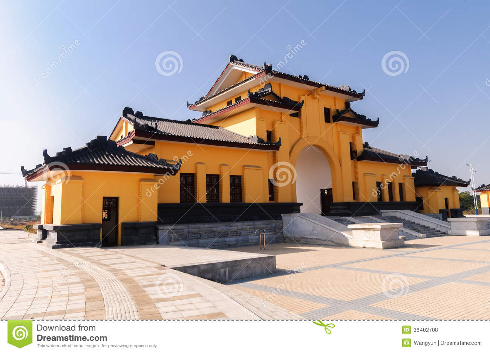 ancient palace of china royalty free stock photos image