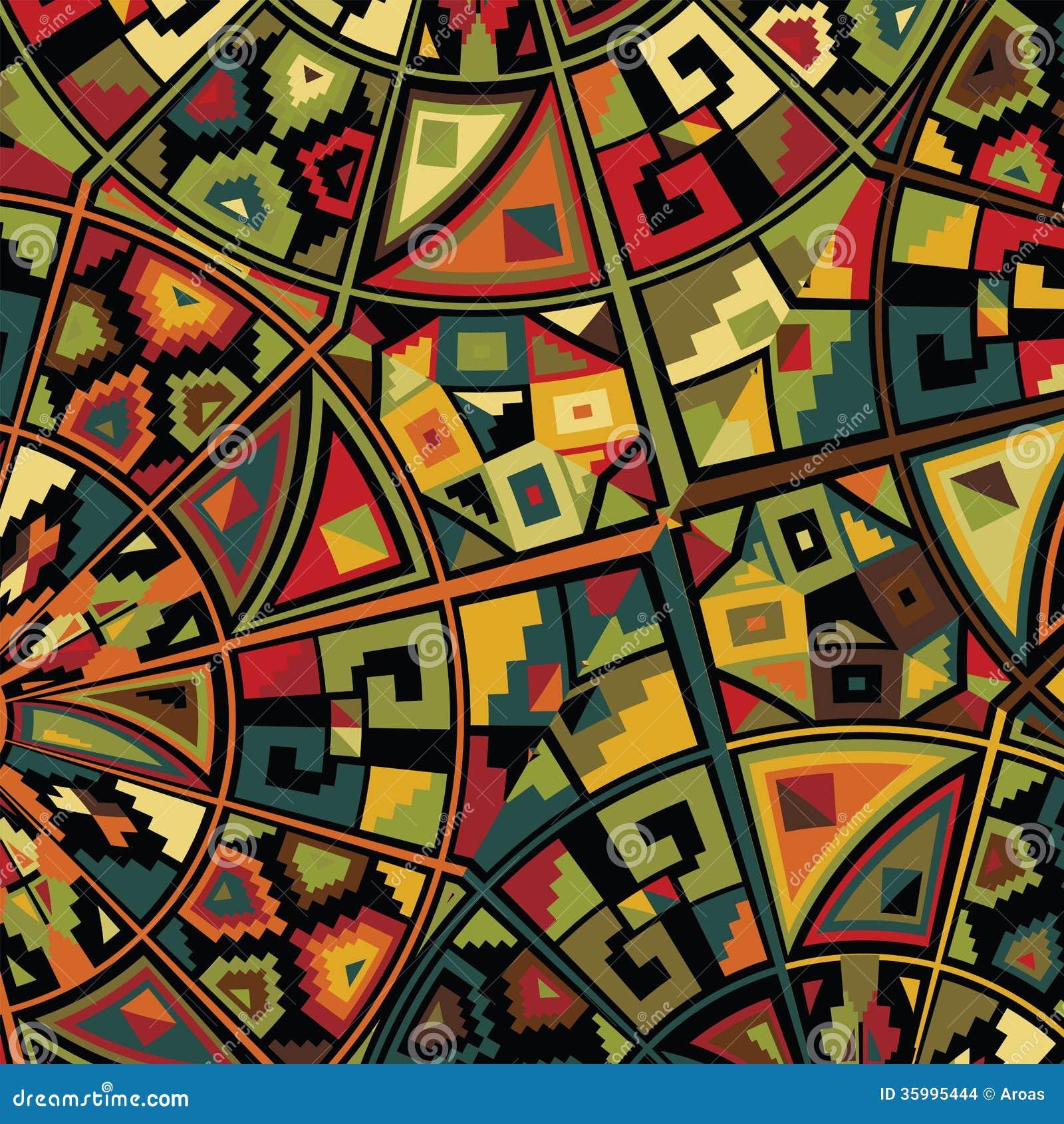 ancient pattern  vector illustration stock vector