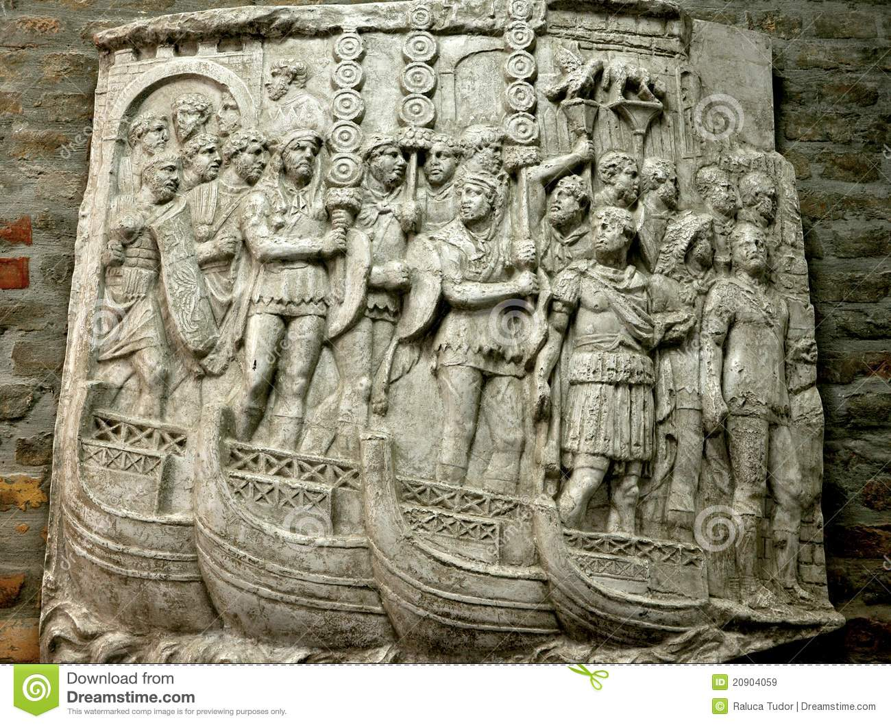... Roman Stone Carving Royalty Free Stock Images - Image: 20904059