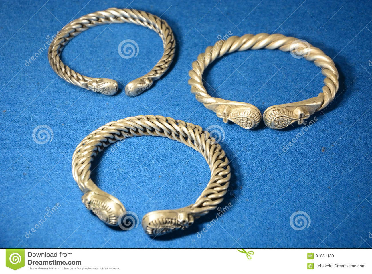 Ancient russian bracele