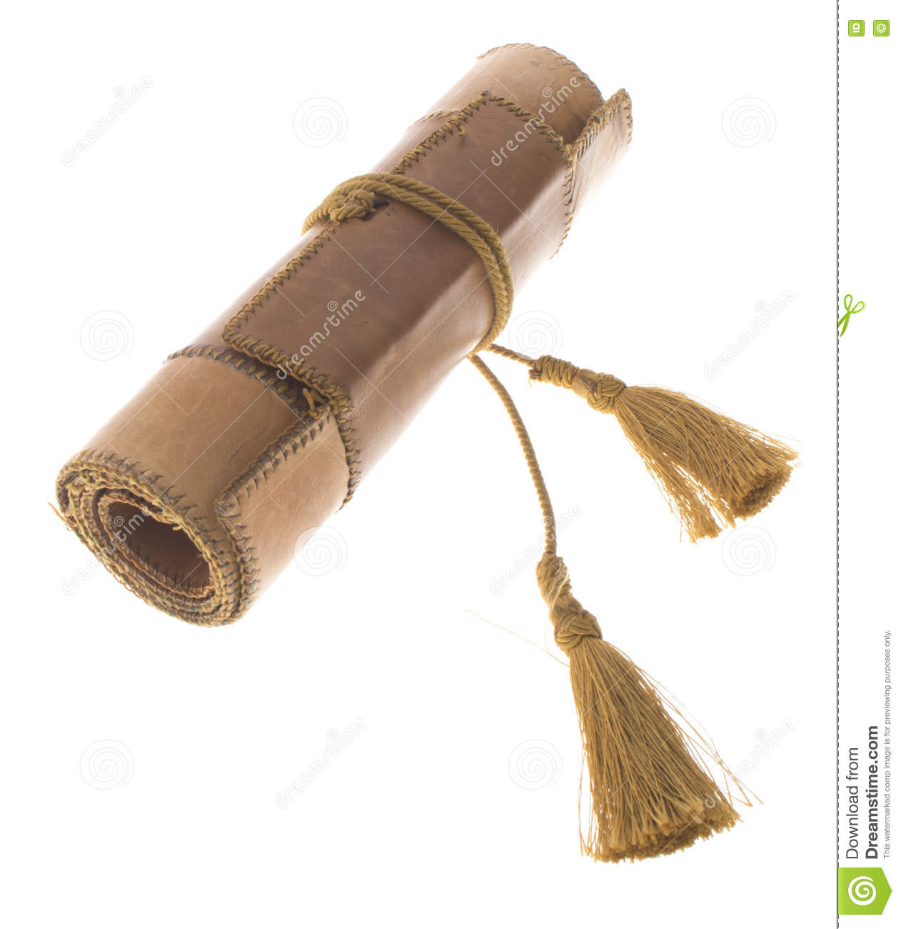 Ancient Scroll: Ancient Scroll Stock Photo. Image Of Paper, Effects