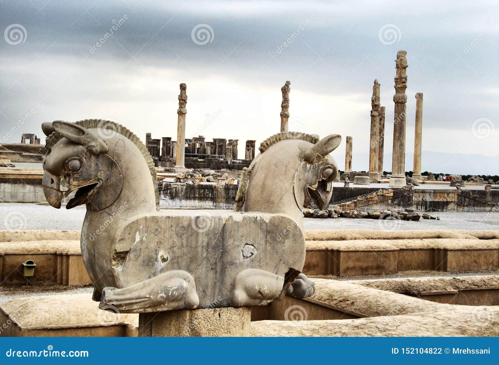 Persepolis Stock Photo Image Of Persepolis Empire 152104822