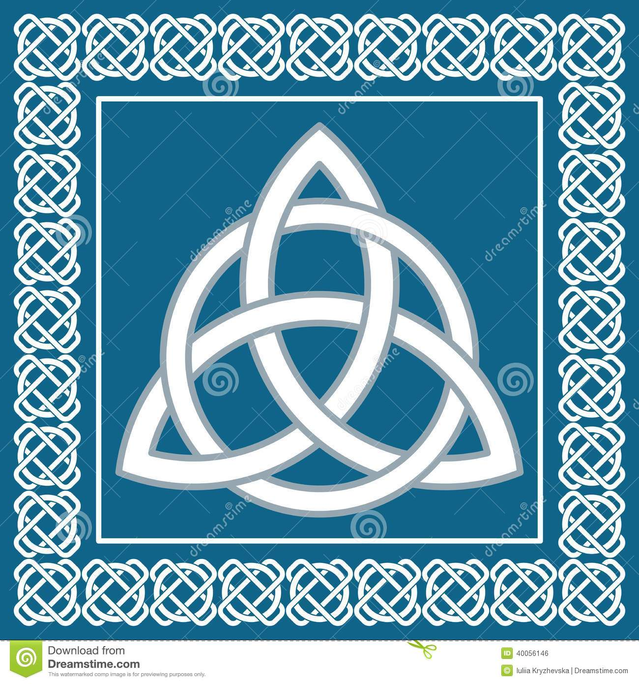 Ancient symbol triskel traditional celtic elementvector stock ancient symbol triskel traditional celtic elementvector buycottarizona