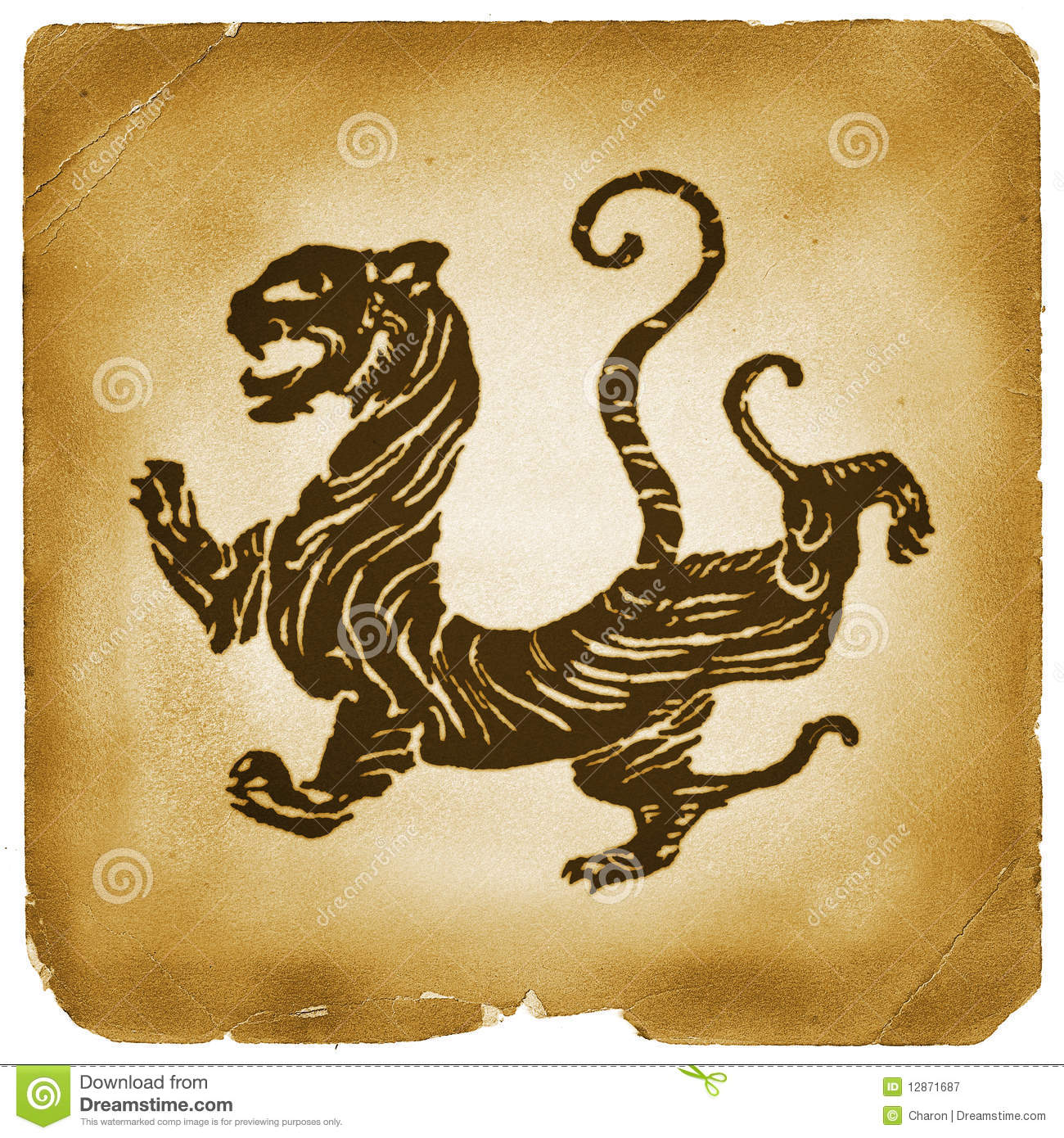 Ancient Chinese Tiger ...