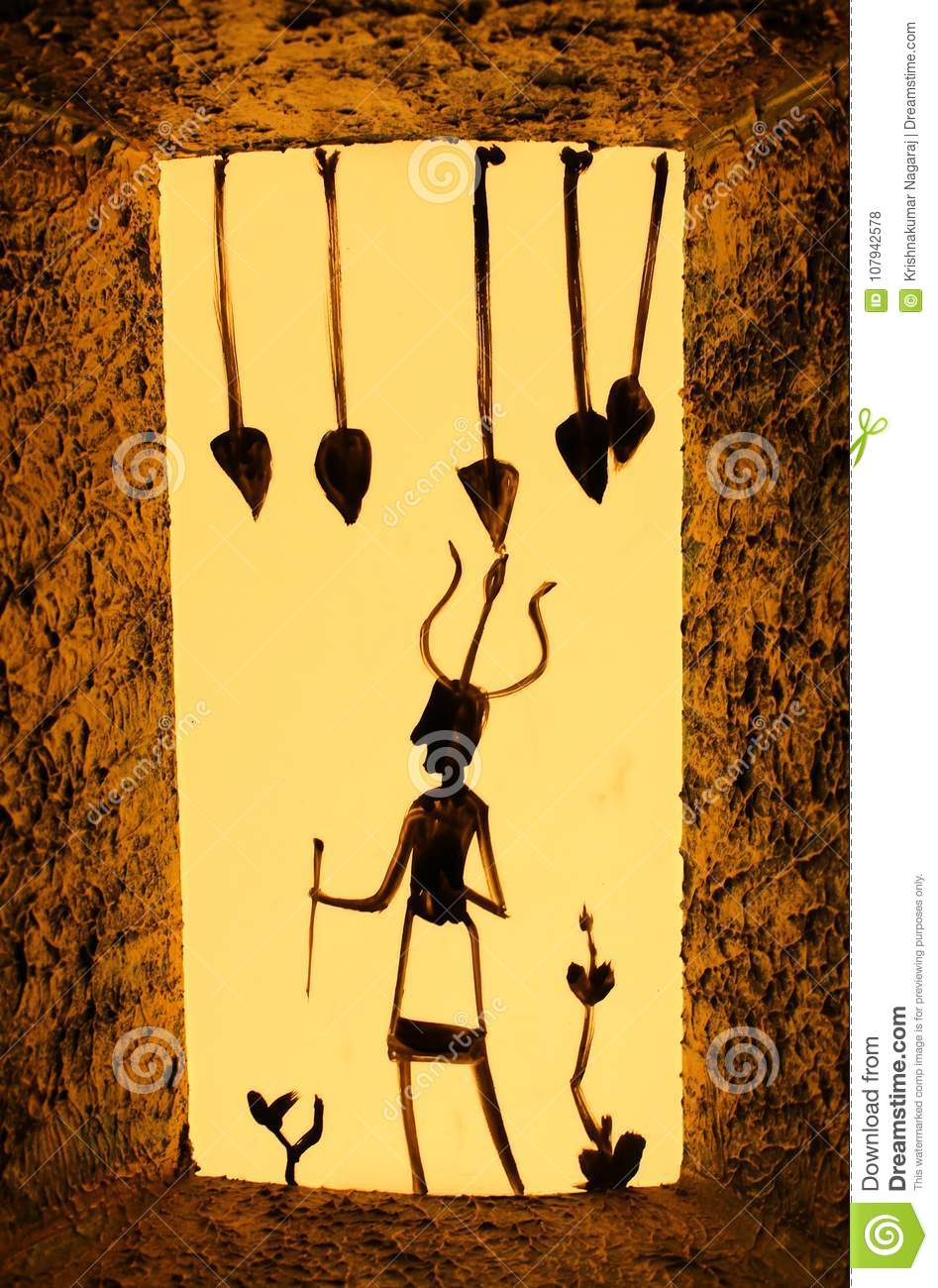 Ancient Wall decor stock photo. Image of antique, egypt - 107942578