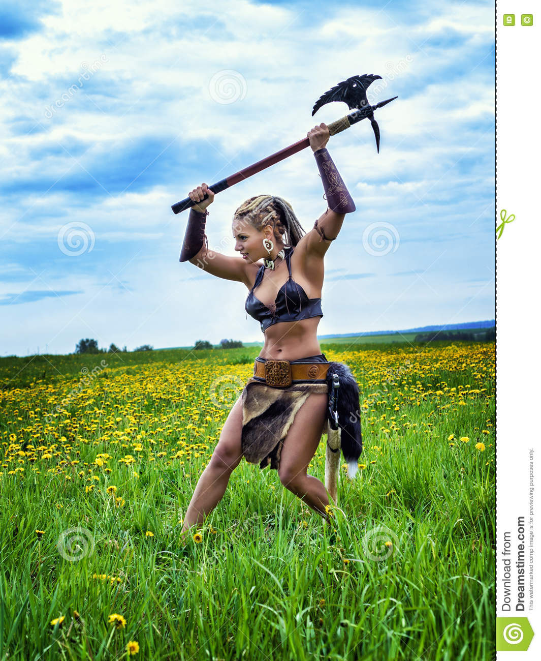 Sword of the barbarians whipping 7