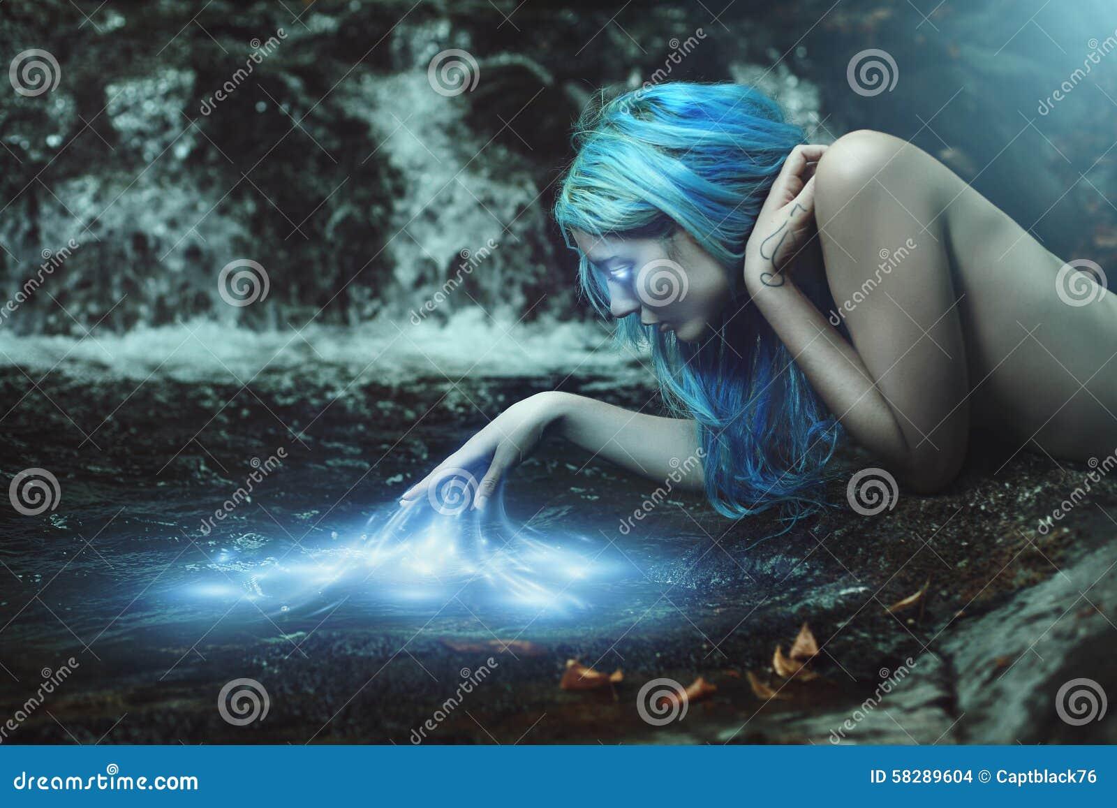 Ancient water magic