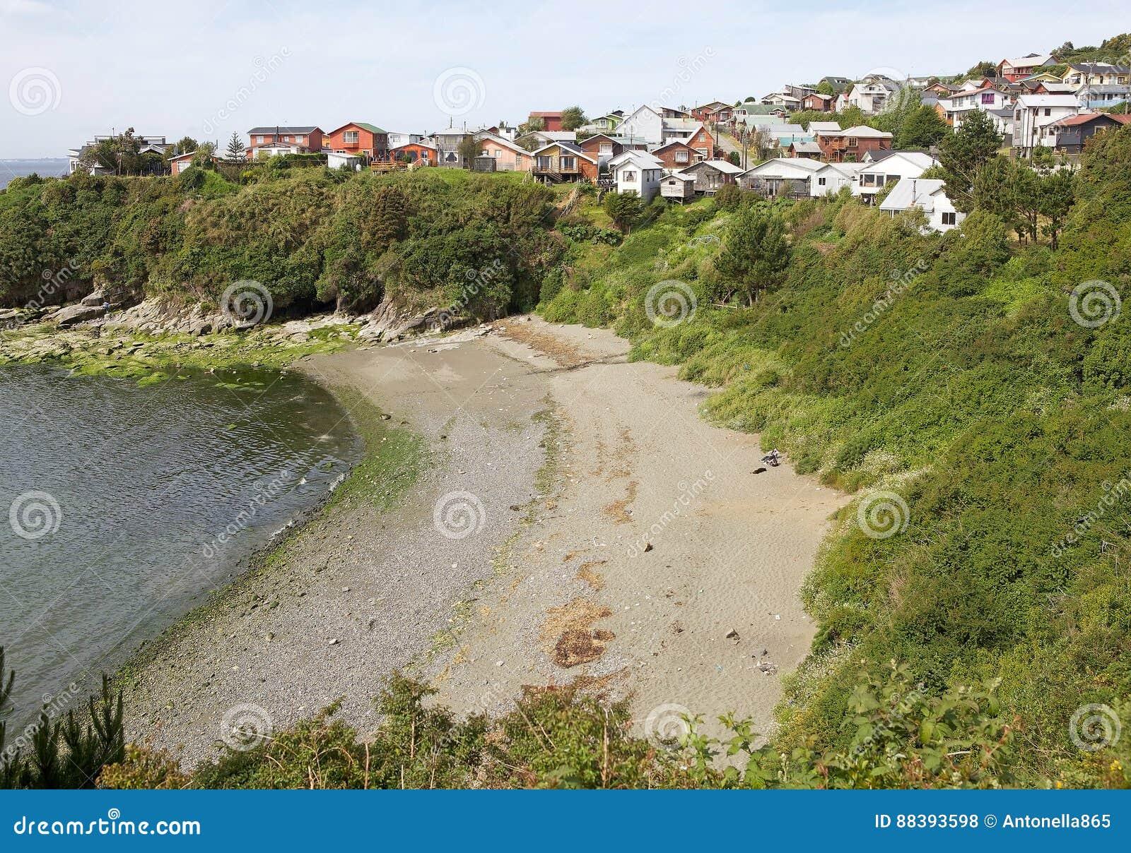 Ancud, νησί Chiloe, Χιλή