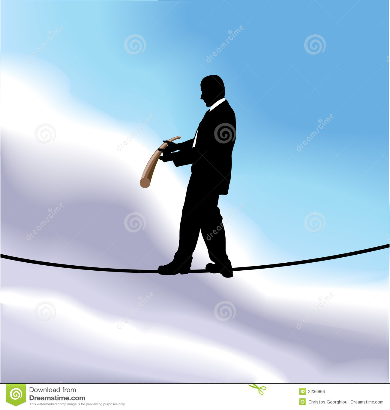 Andando o tightrope