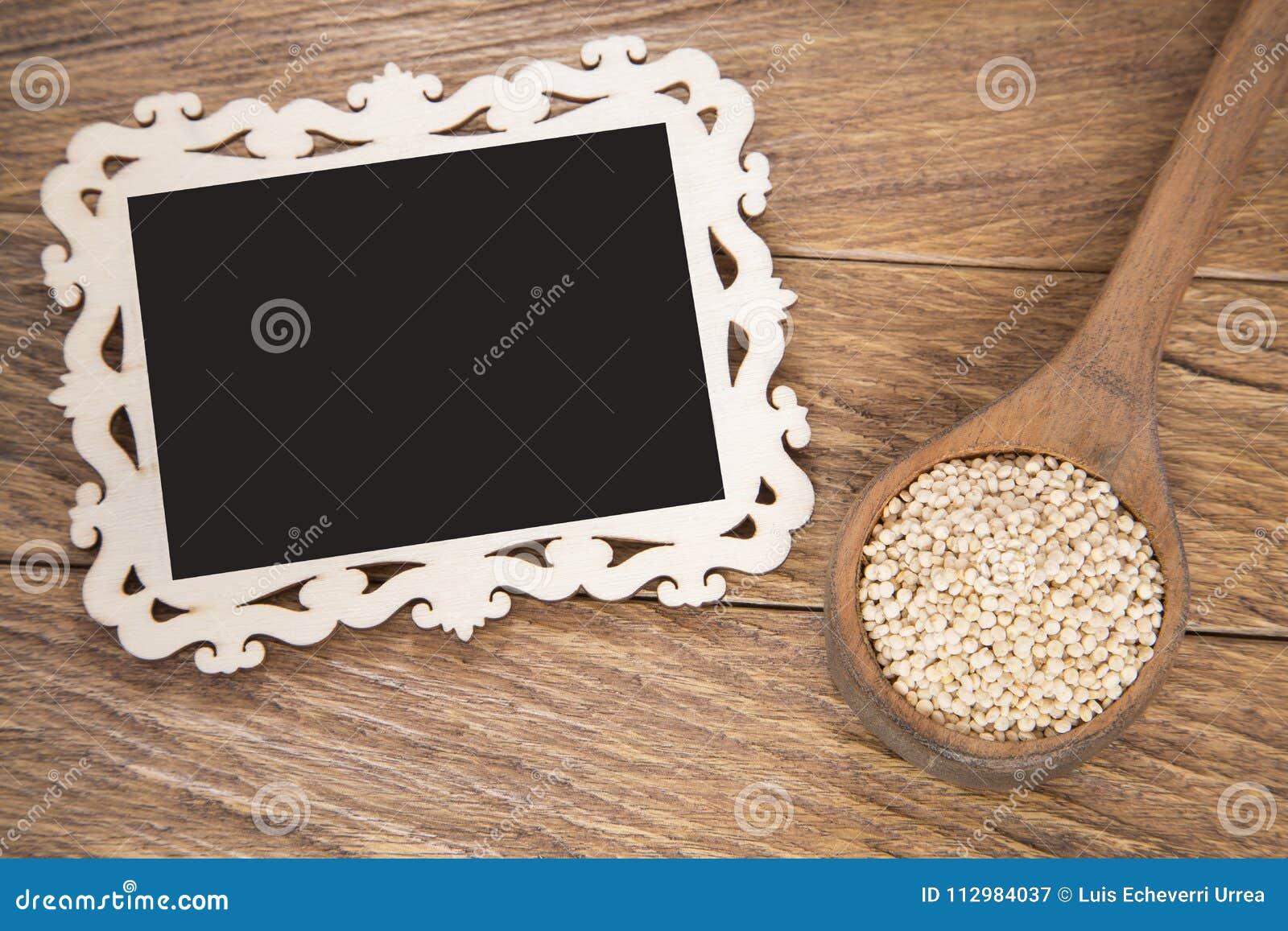 White Quinoa Seeds - Chenopodium quinoa