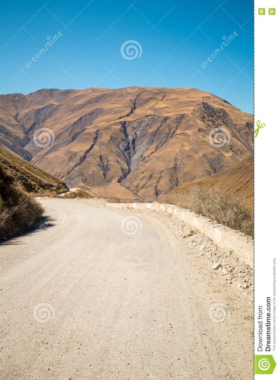 Andean road