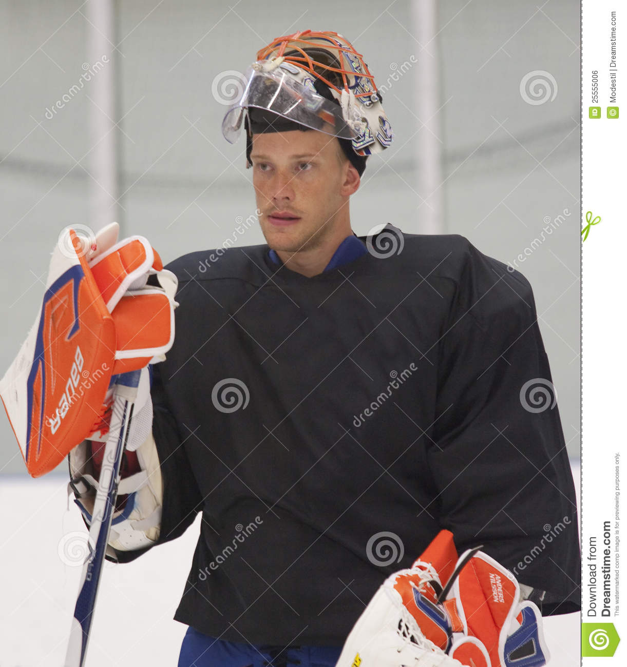 Anders Nilsson - New York Islanders