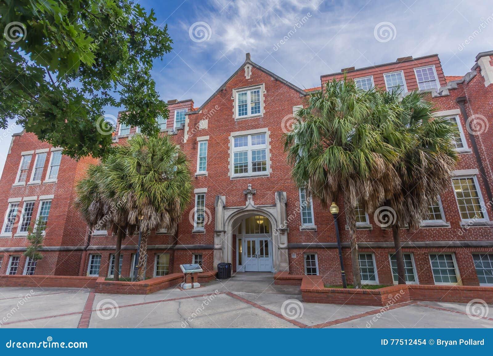 Anderson Hall à l université de la Floride