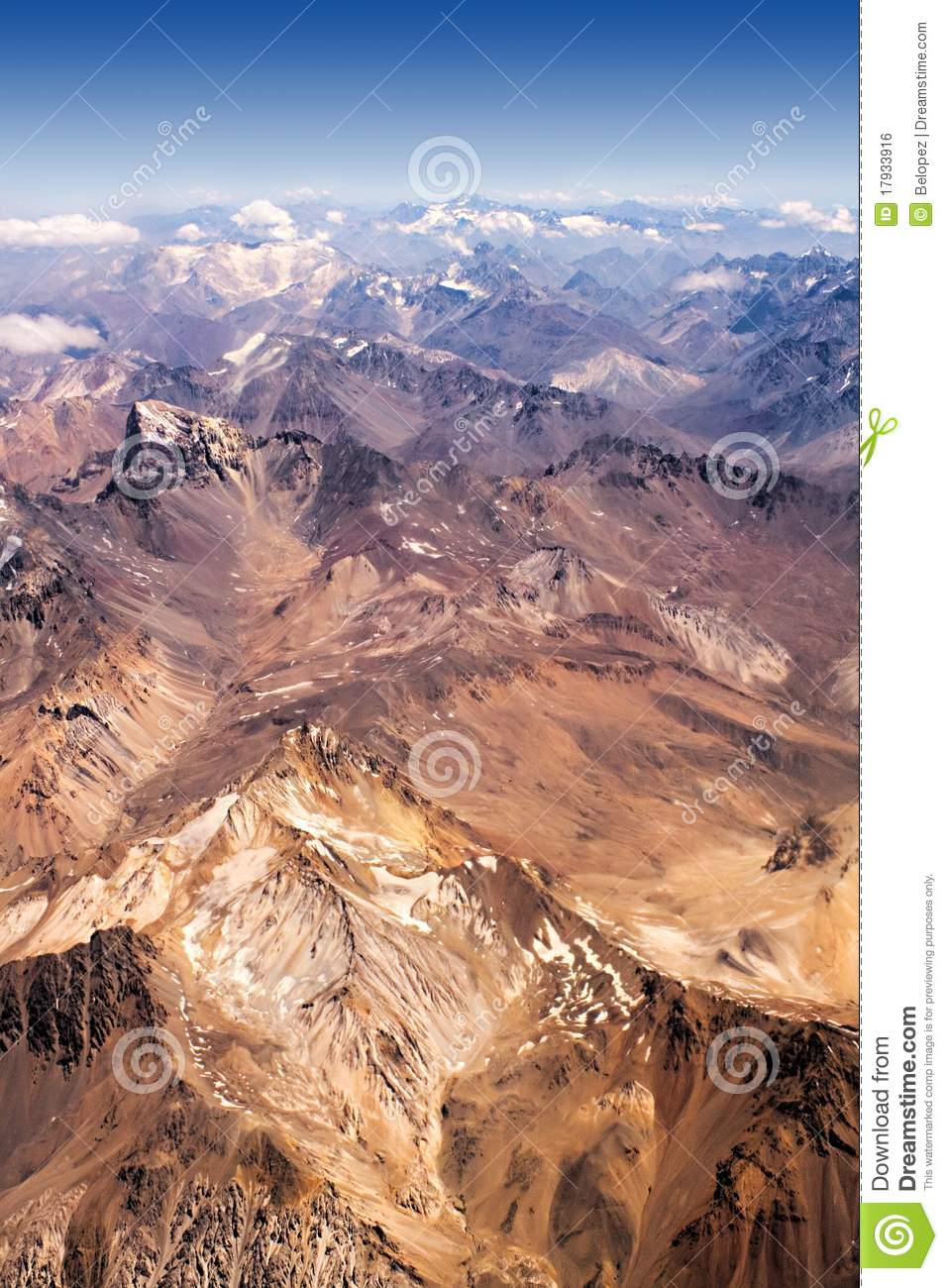 Andes Чили