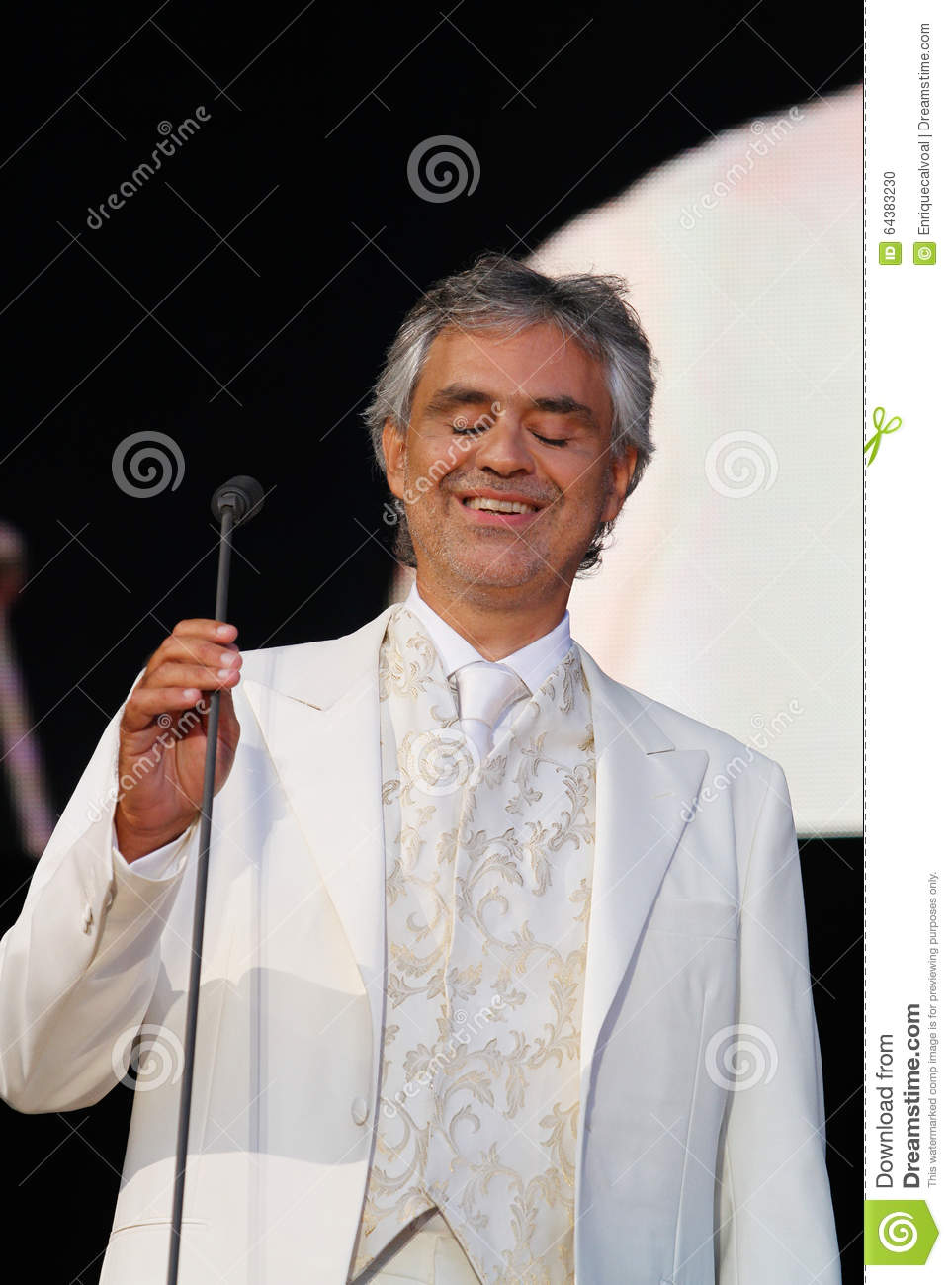 andrea bocelli - the music of the night download