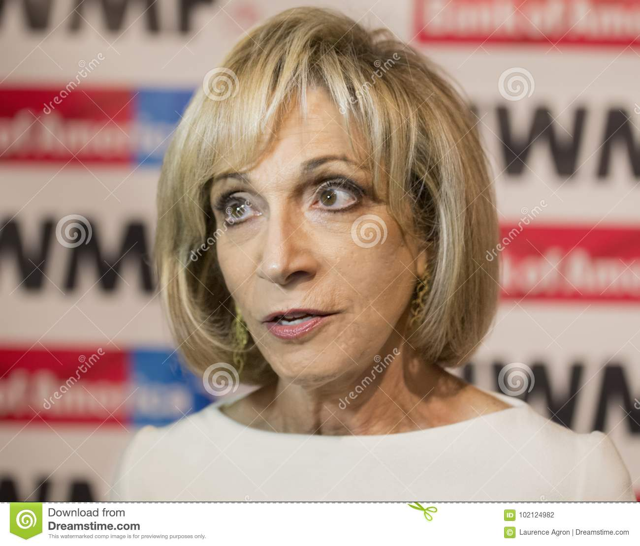 Andrea Mitchell Editorial Photography Image Of Honoree 102124982