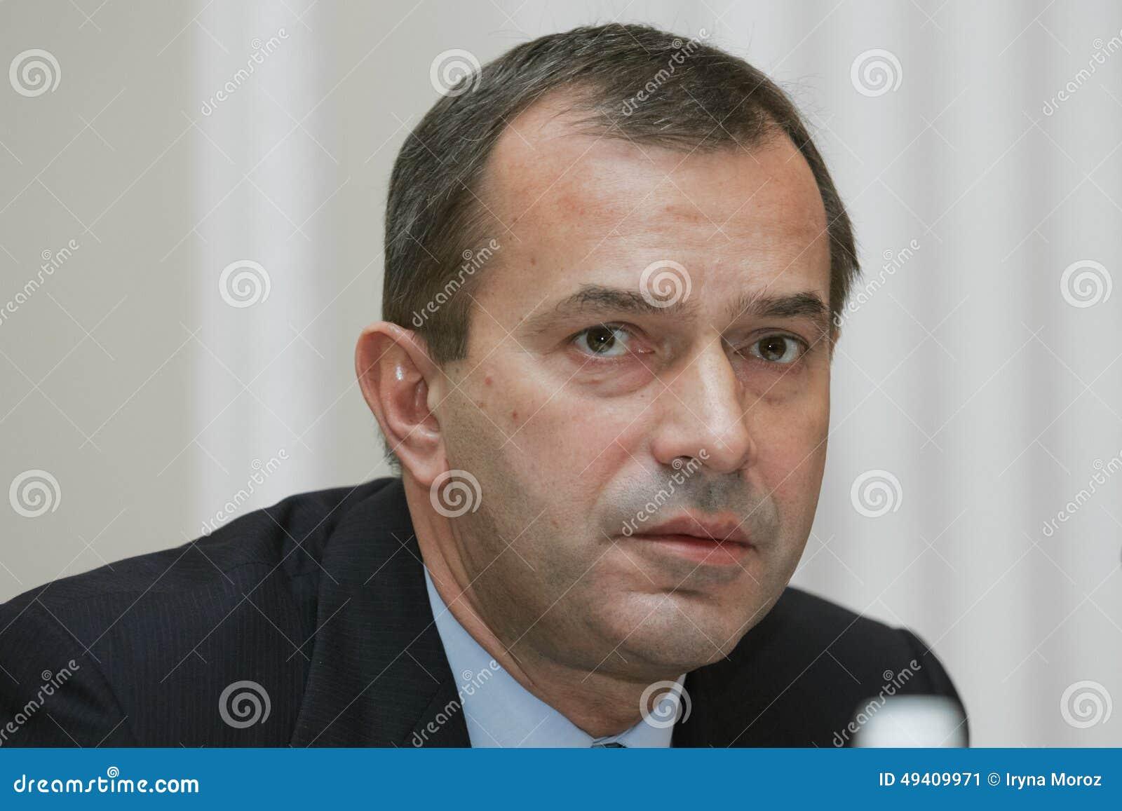 Download Andrej Petrovich Klyuev redaktionelles foto. Bild von öffentlichkeit - 49409971