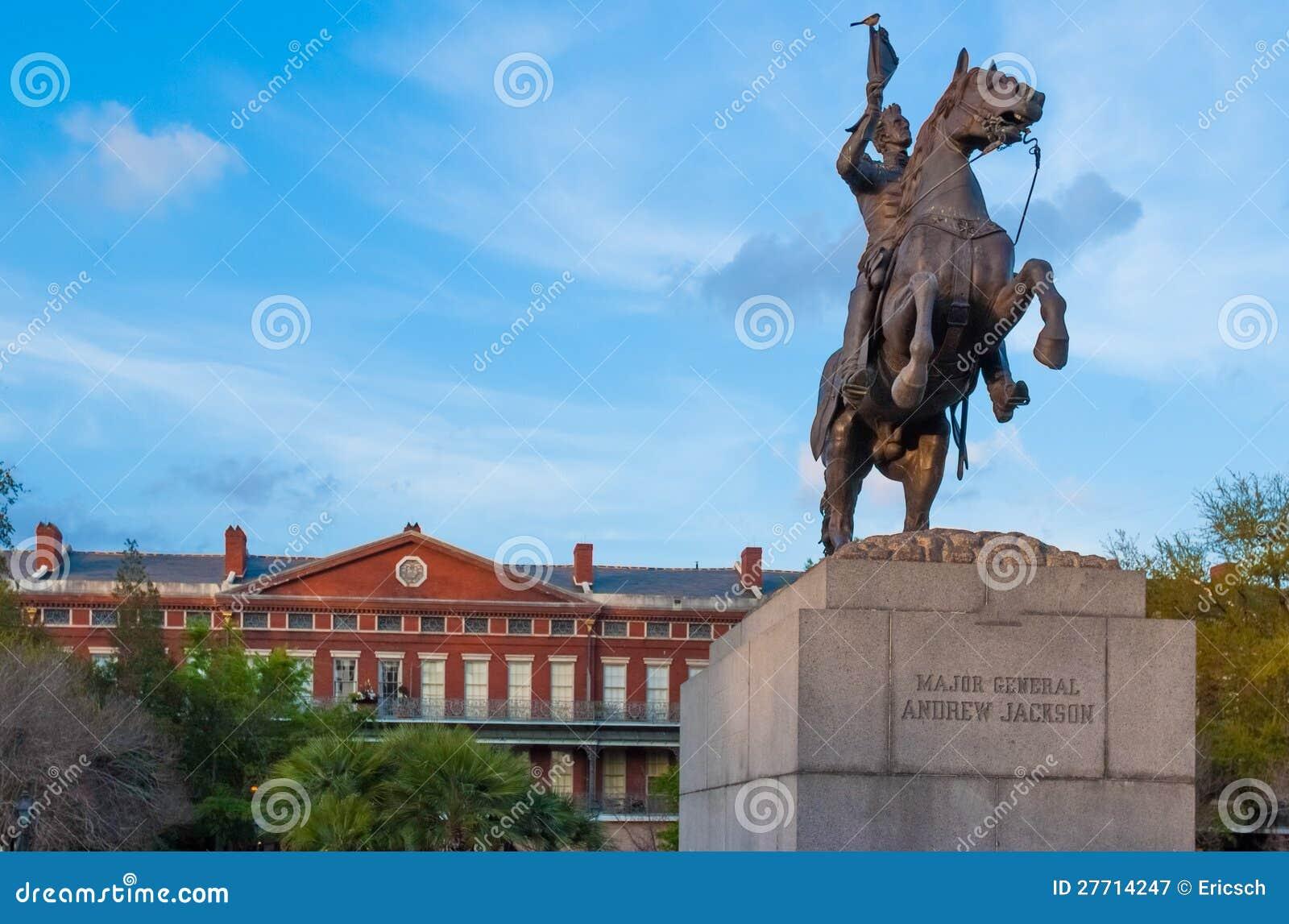 Andrew Jackson-Statue