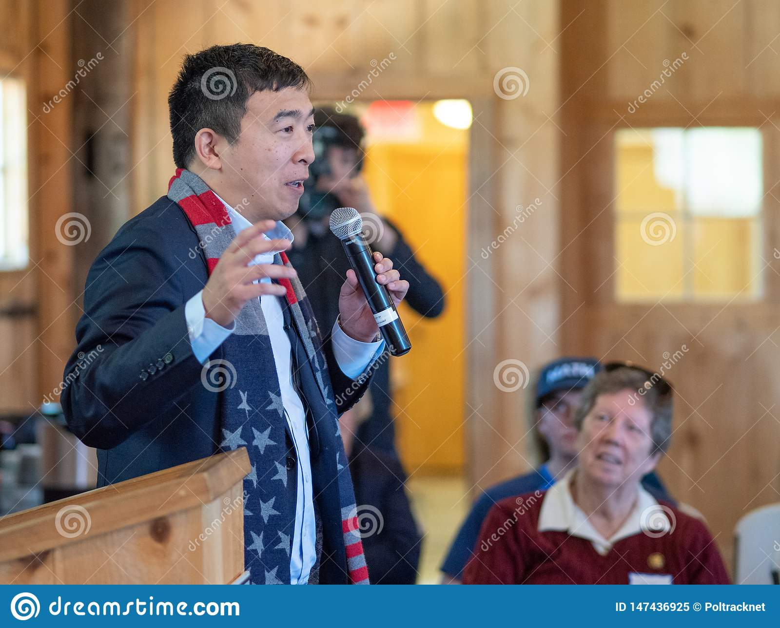 Andrew Yang Presidential Candidate