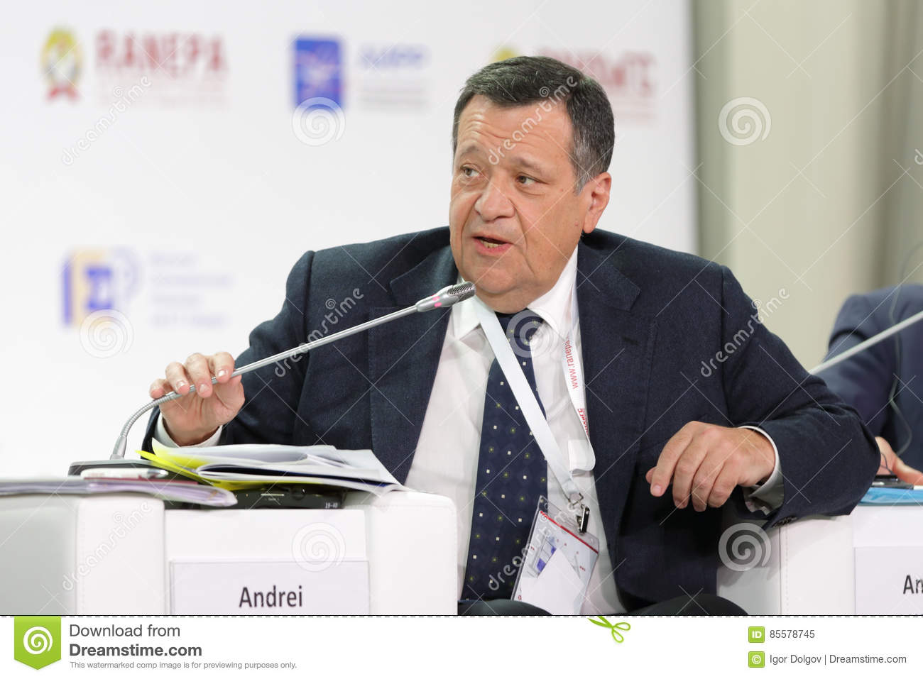 Makarov Andrei Mikhailovich - lawyer, broadcaster, politician: biography, personal life 27
