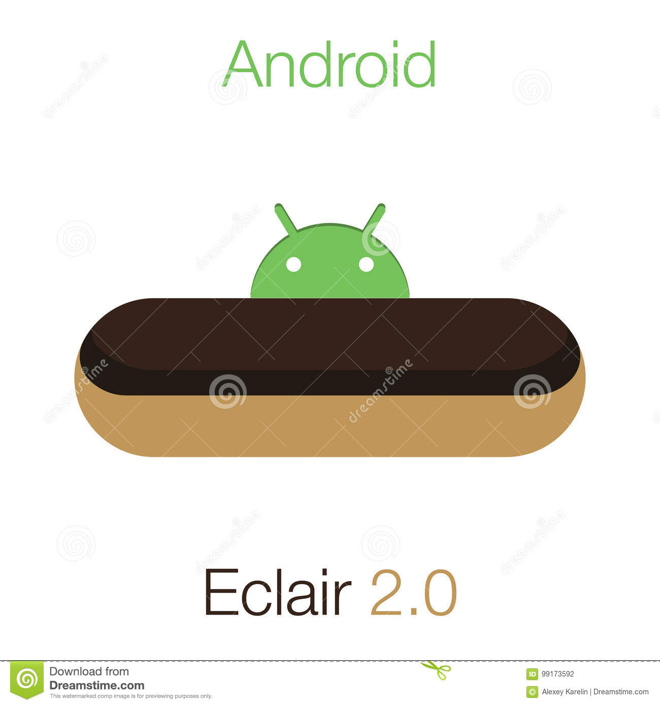 android eclair stock illustrations 4 android eclair stock illustrations vectors clipart dreamstime https www dreamstime com editorial photography android eclair flat vector design image99173592
