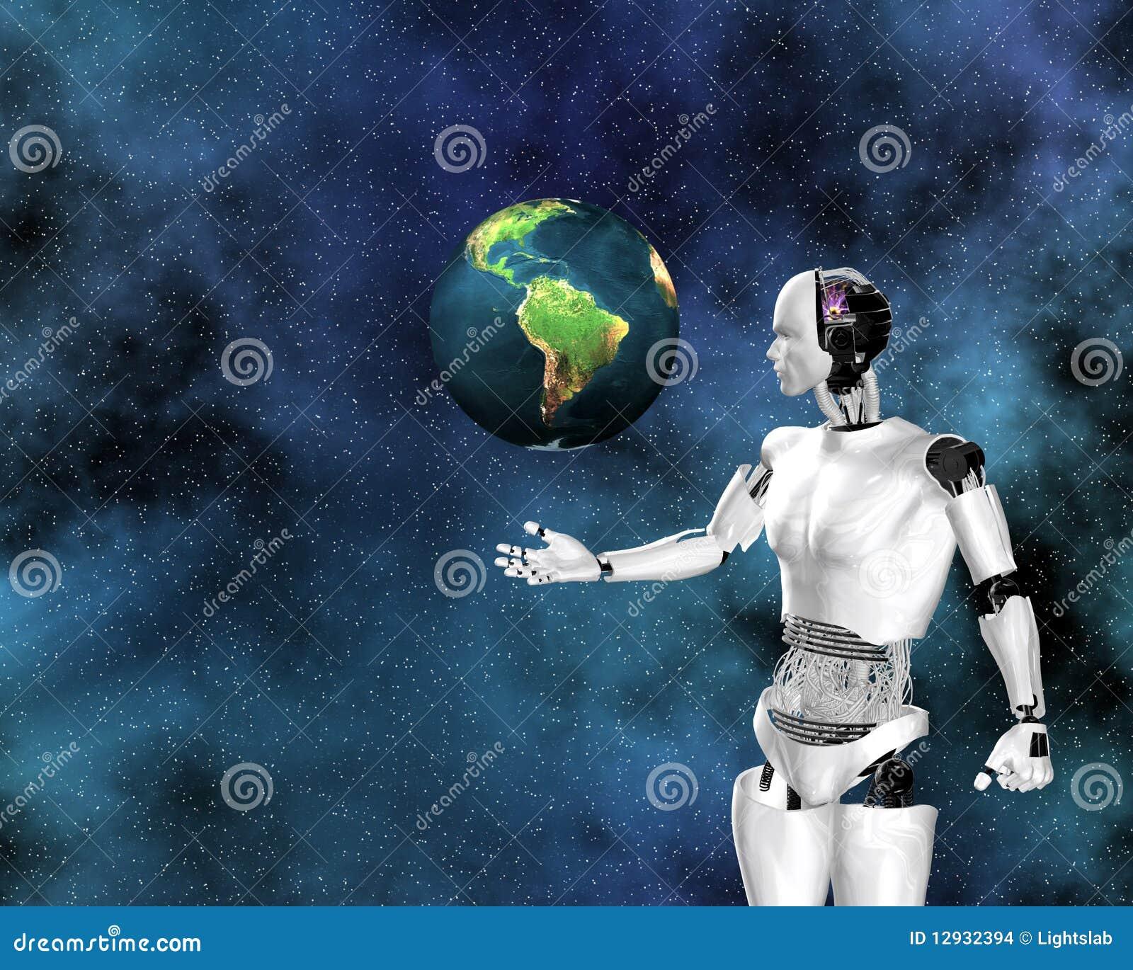 Android, intelligenza cibernetica