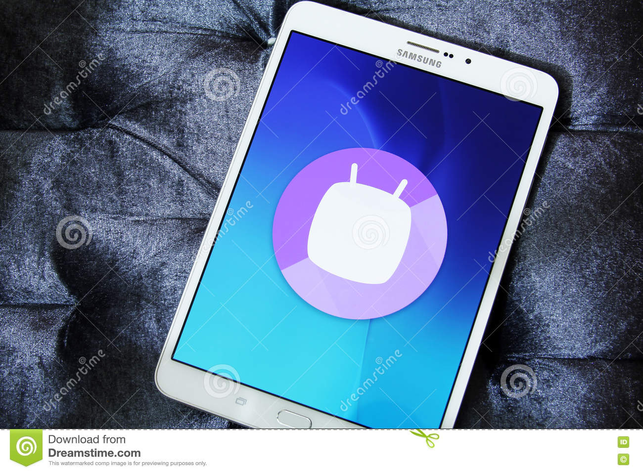 Android Marshmallow logo editorial photography  Image of emblem
