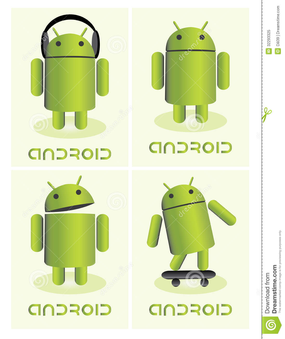 Android Editorial Image - Image: 32293325  Android Editori...