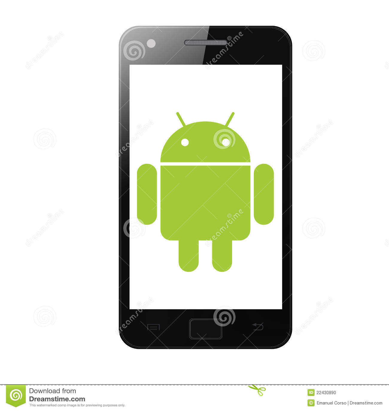 Androides Telefon