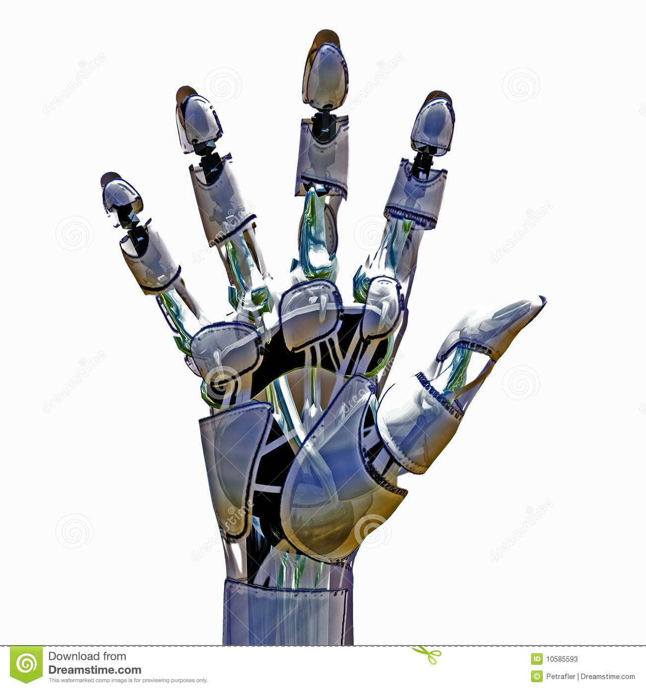 Androidhand