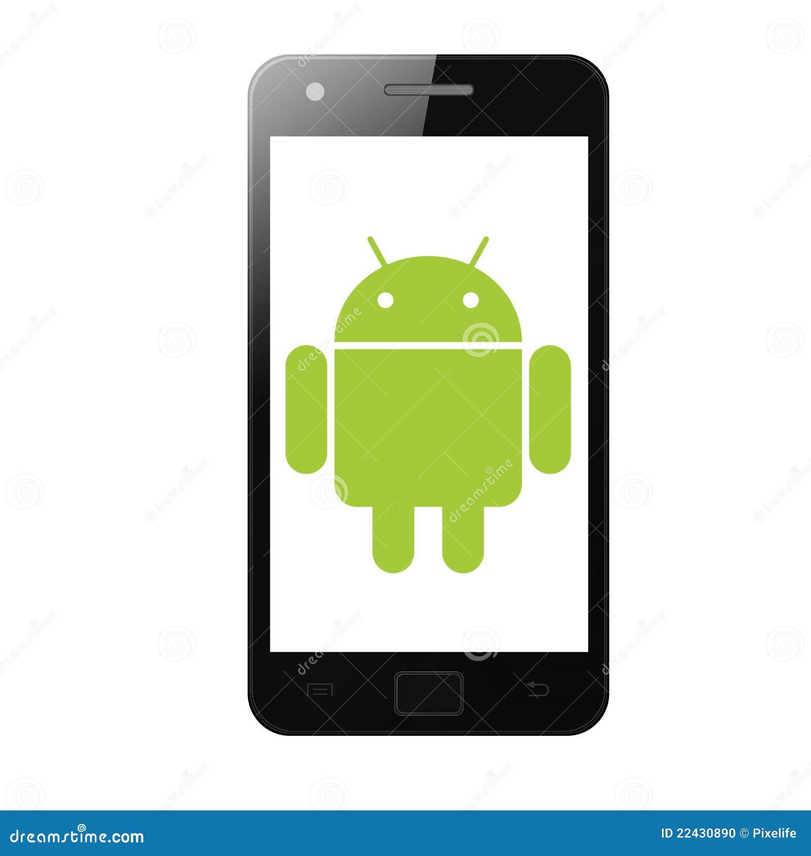 Androidtelefon