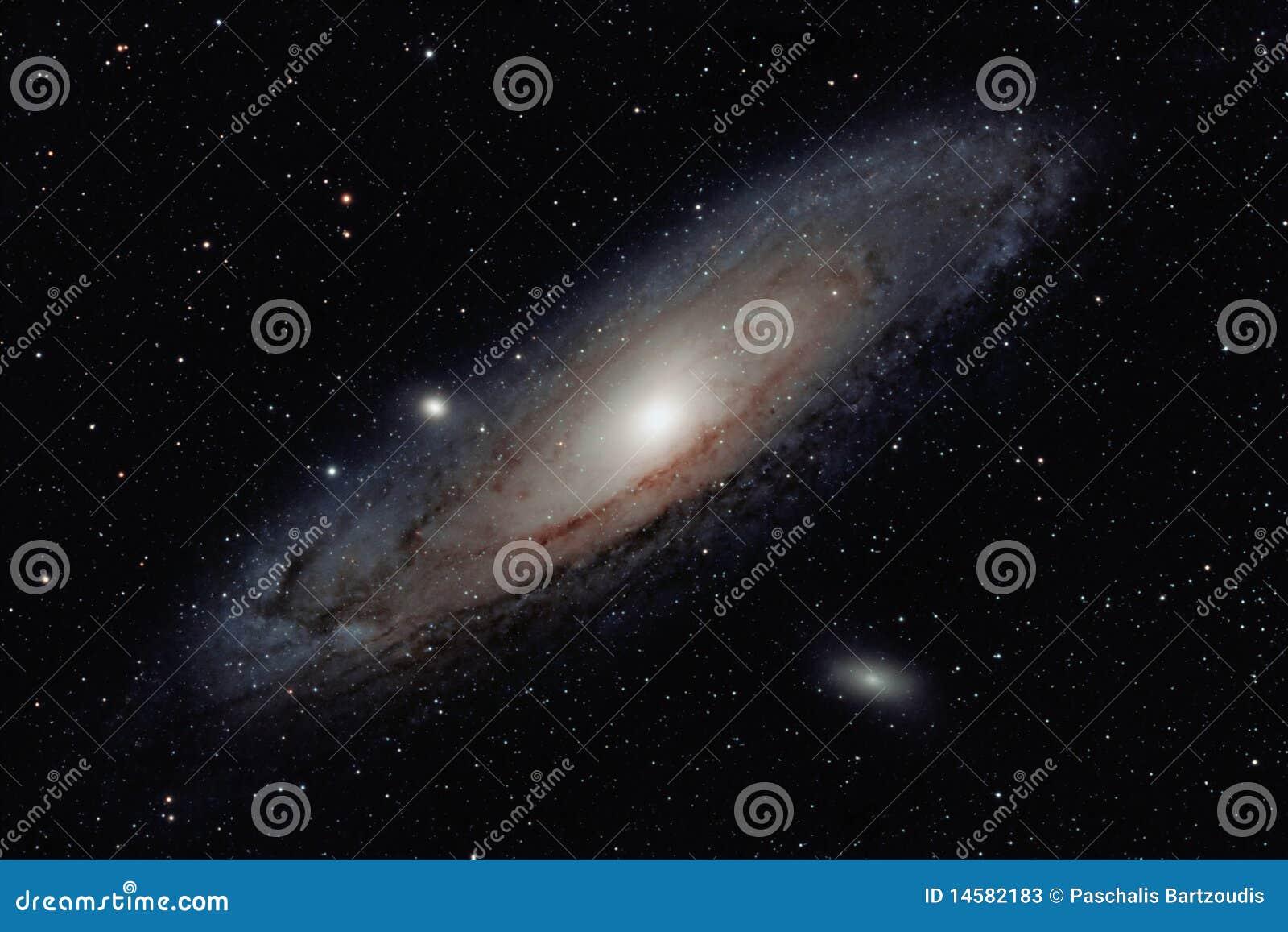 Andromeda-Galaxie
