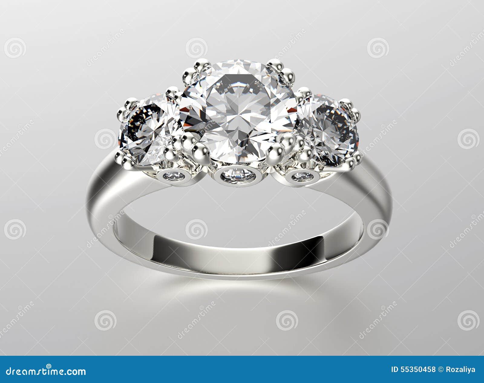 Anello con il diamante Priorità bassa nera dei monili del tessuto dell argento e dell oro