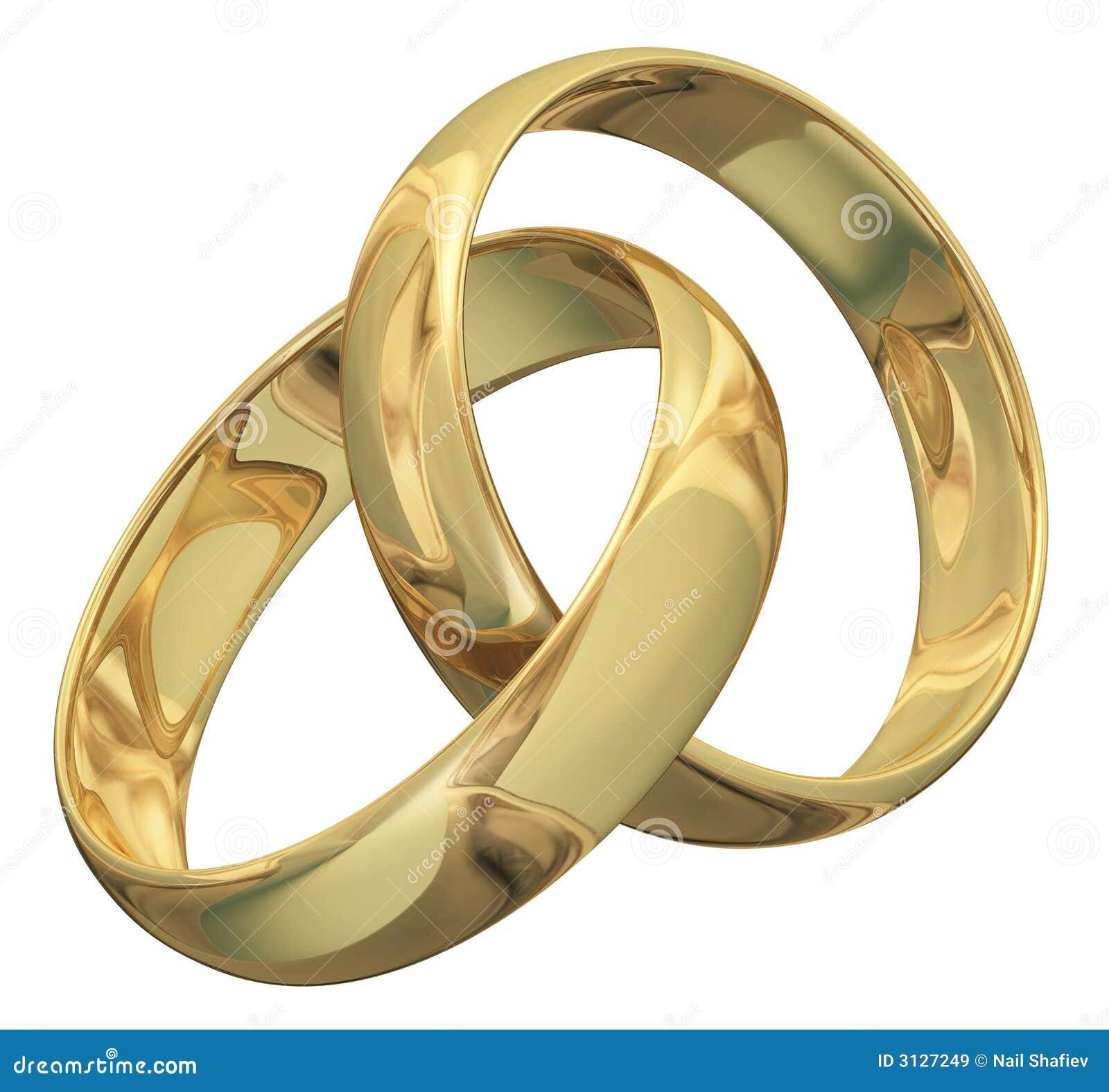 Anello di oro