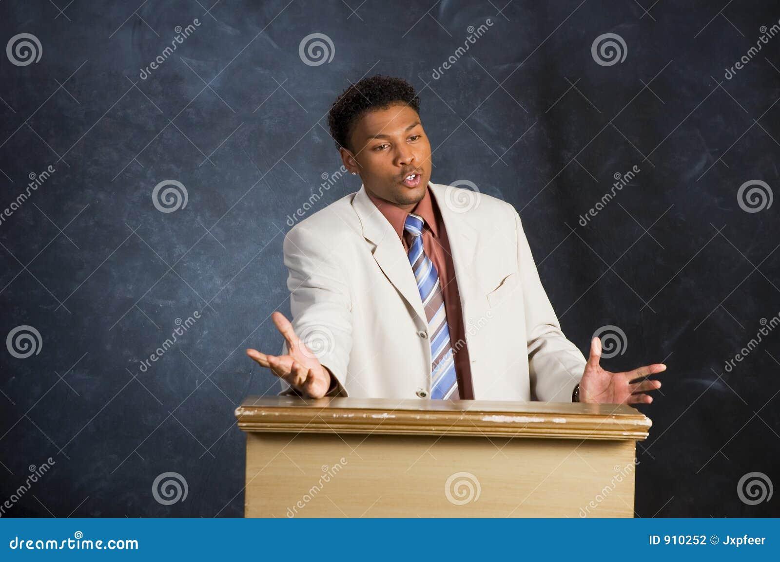 Anförande