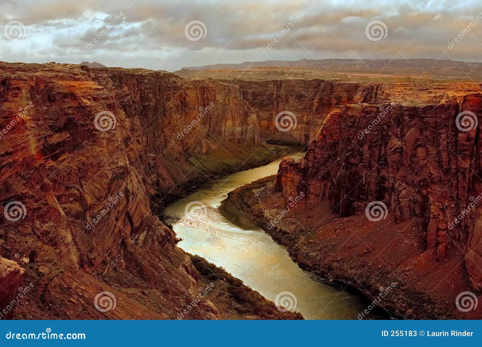 Anfang von Grand Canyon