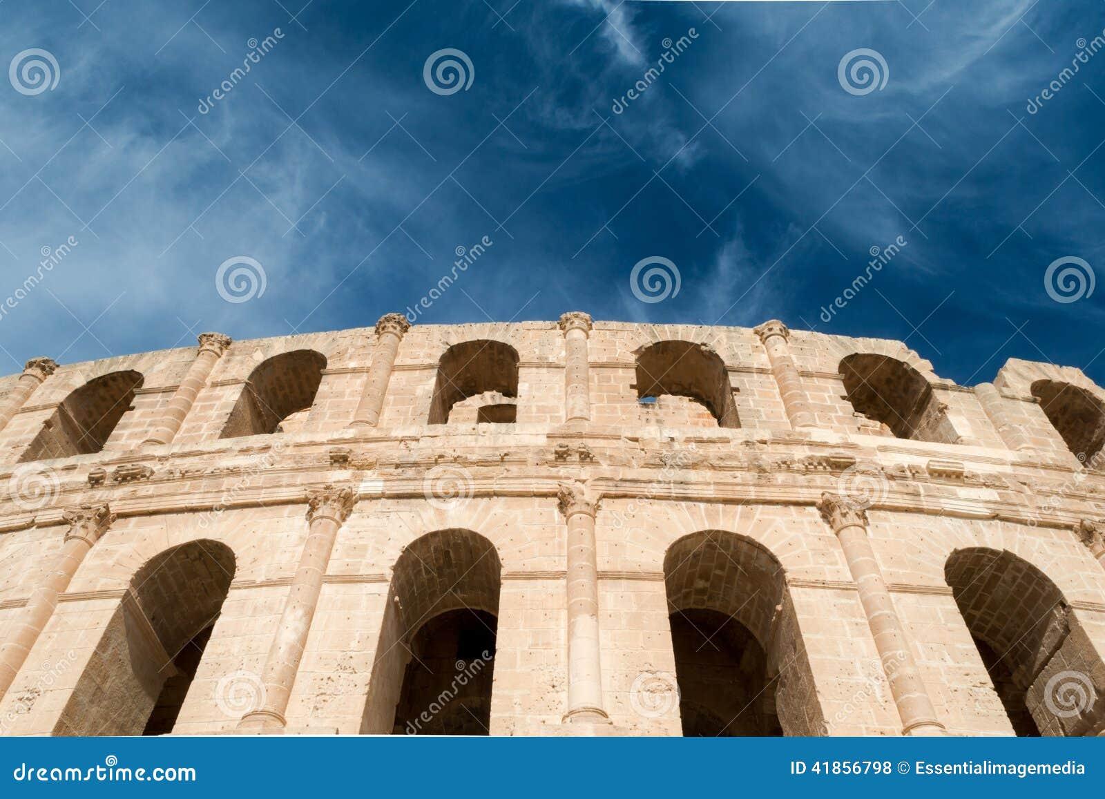 Anfiteatro do EL Djem (6)