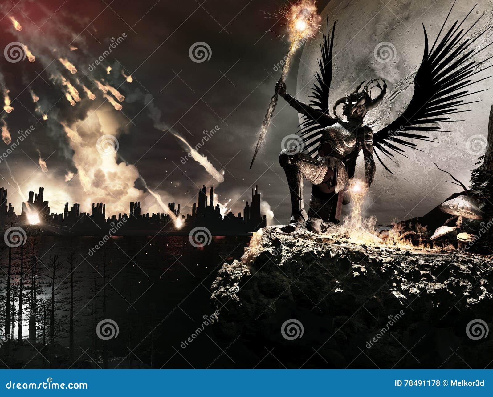 Ange d Armageddon