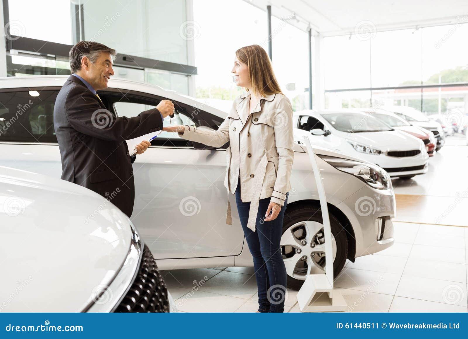 Angebotautoschlüssel des Verkäufers zu Kunden