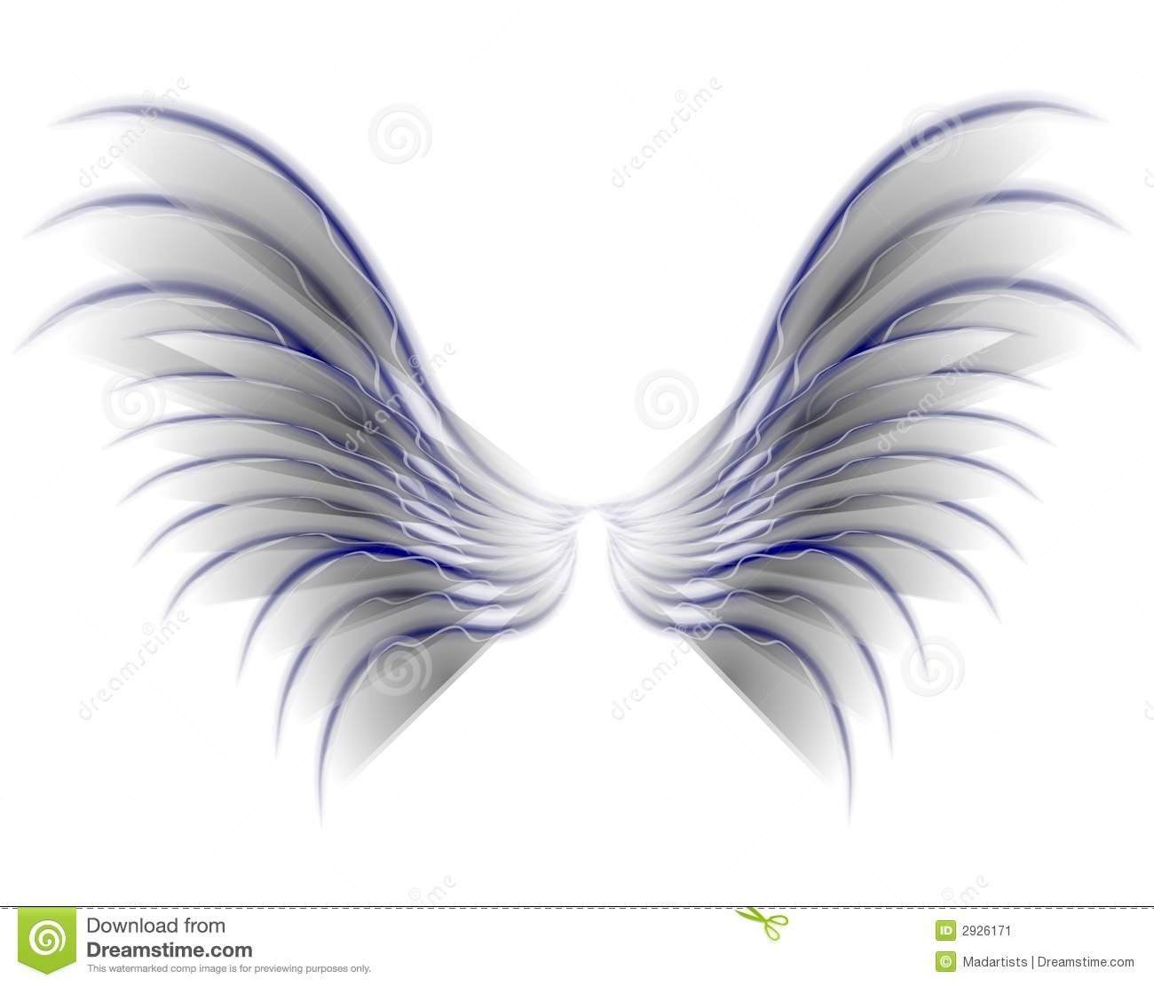 colored wings clipart wwwpixsharkcom images