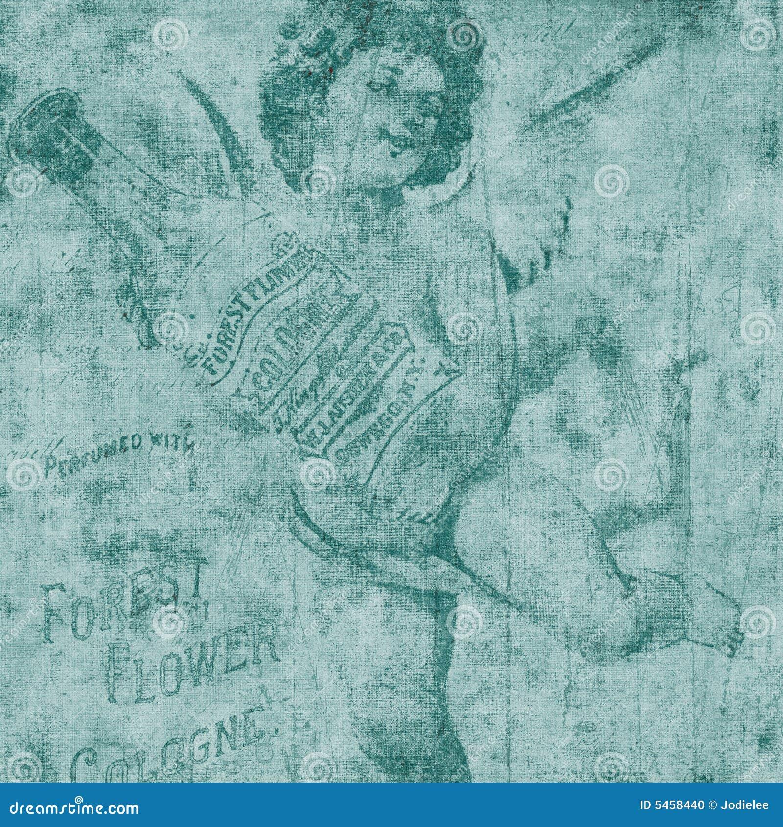 Angel or Cherub cologne picture