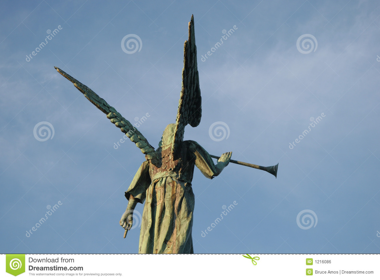 Justice scale stock image image 605751 - Angel Gabriel Royalty Free Stock Image