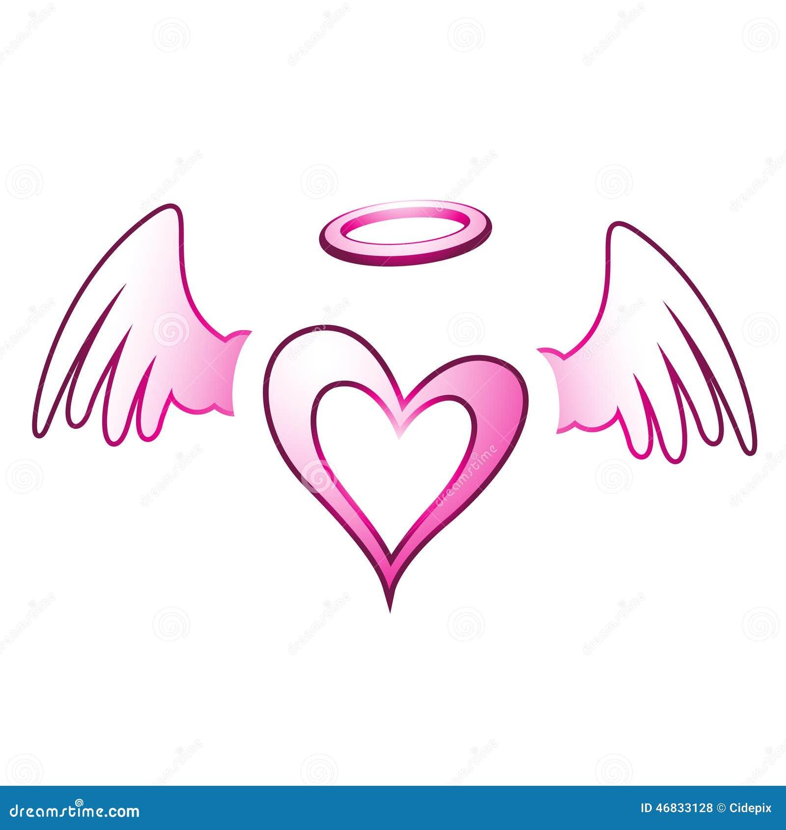 Angel Heart och vingar