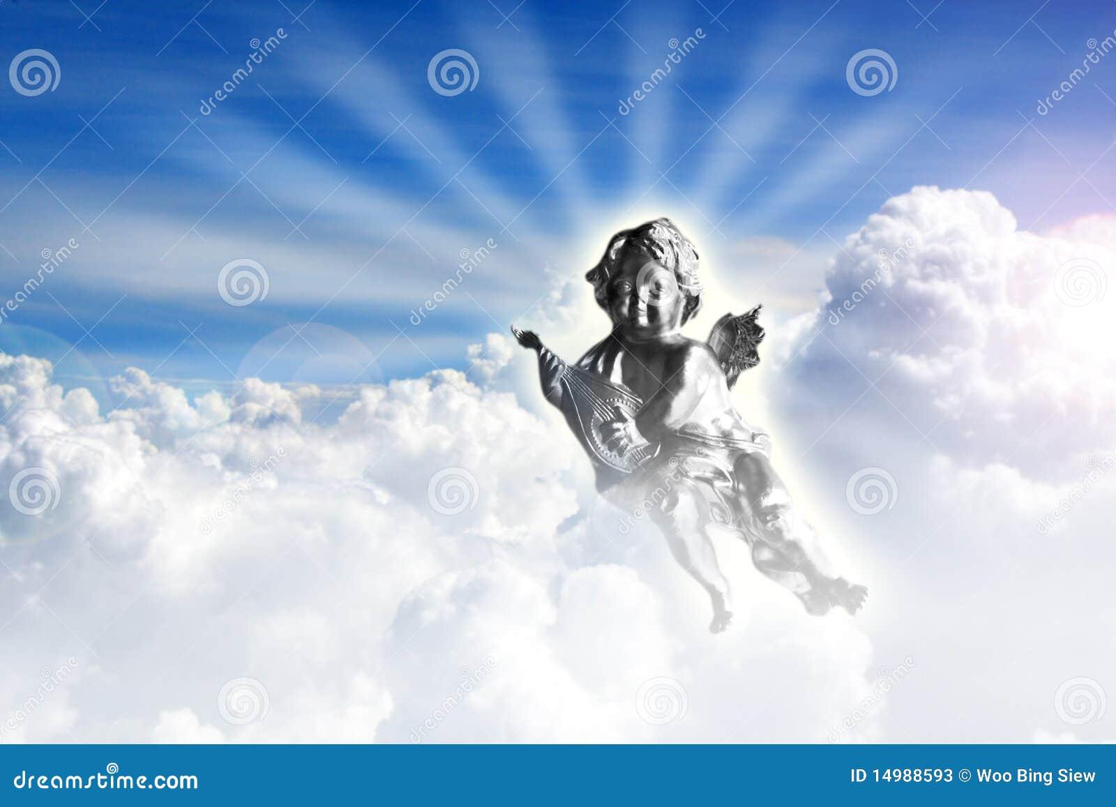 Angel In Heaven Stock Photos - Image: 14988593 Cute Unicorn Clipart