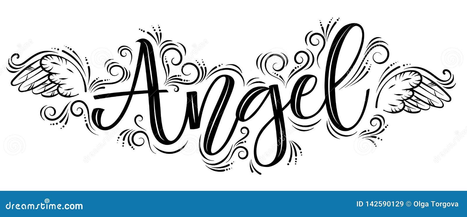 красивая надпись ангел картинка видео услуги мозырь