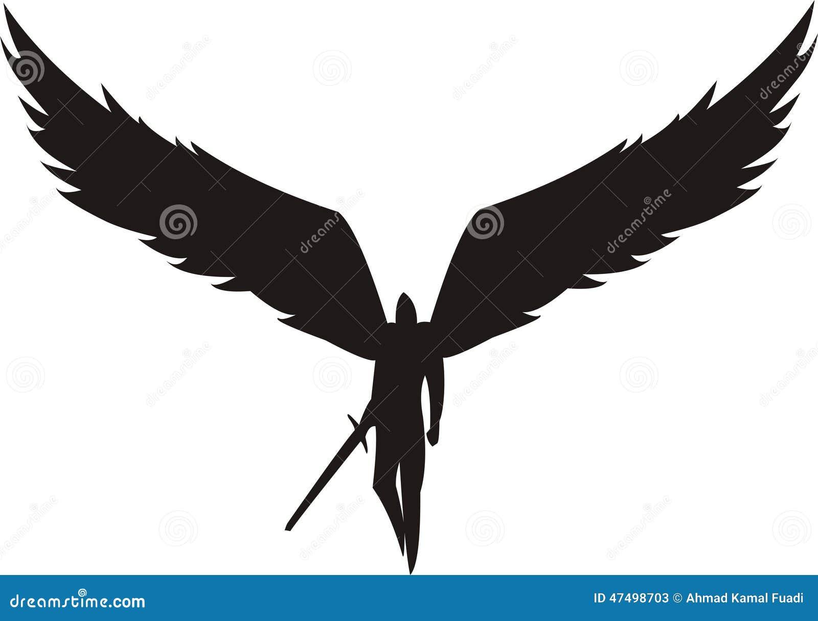 Angel vector stock illustration image 47498703