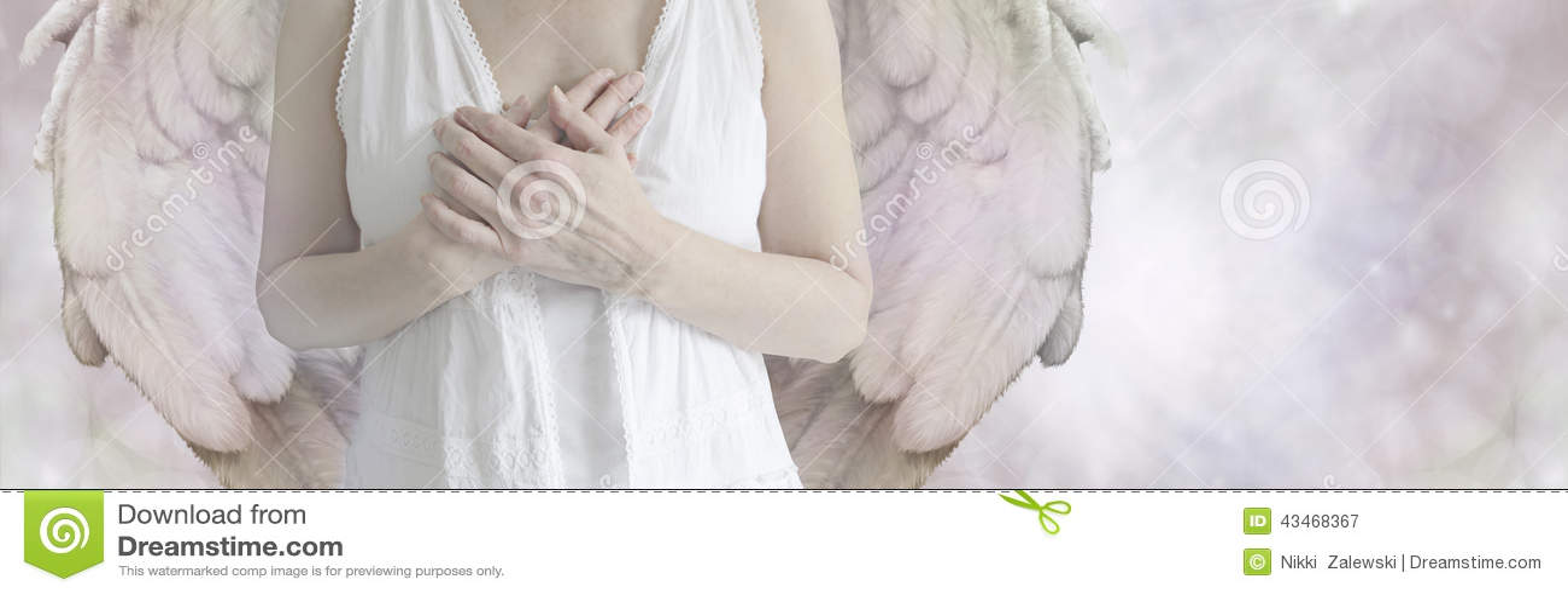 Angel Website Banner