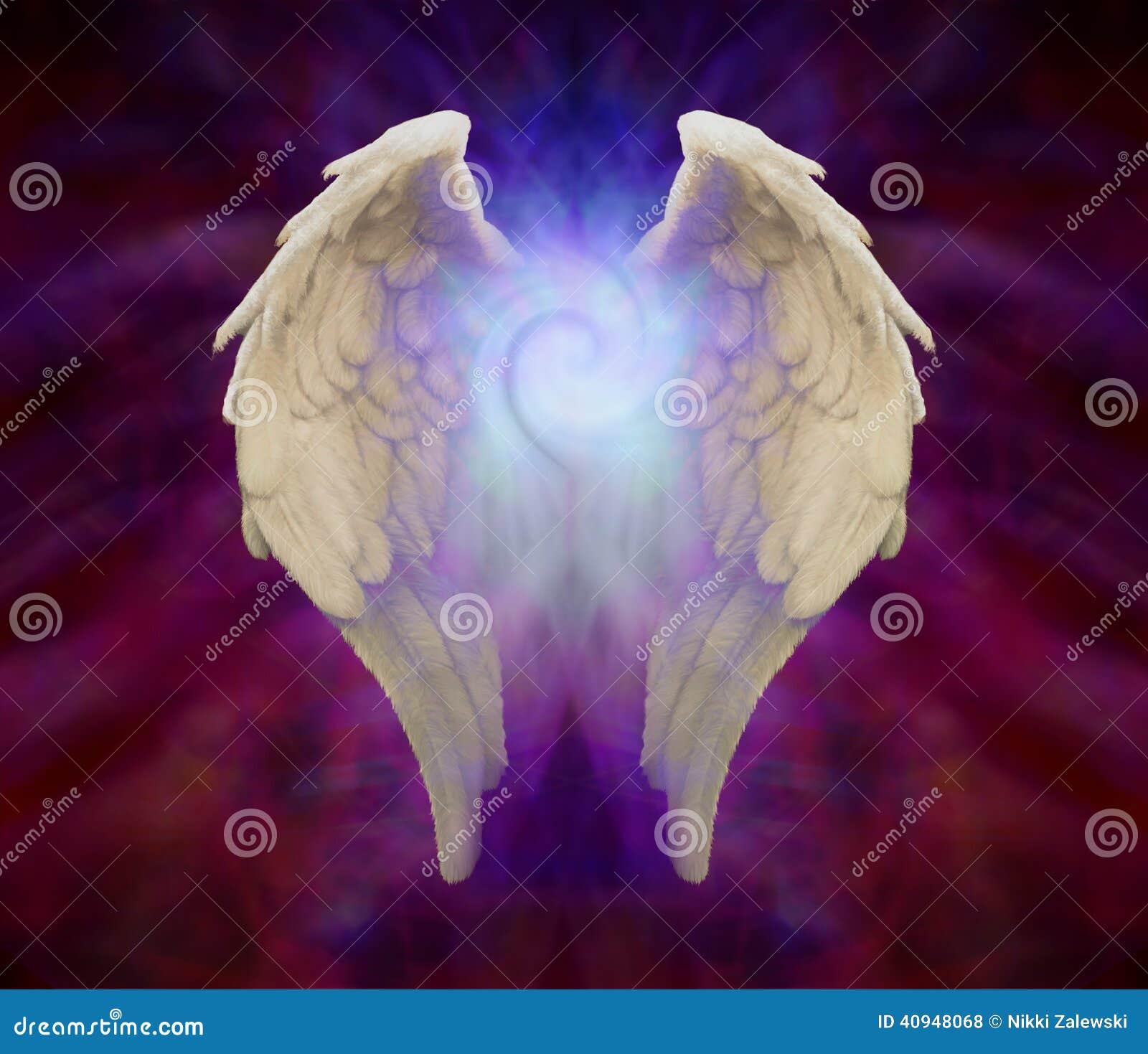 Angel Wings- und Universalitäts-Spirale