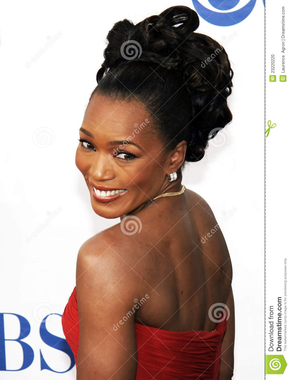 Actress angela bassett your