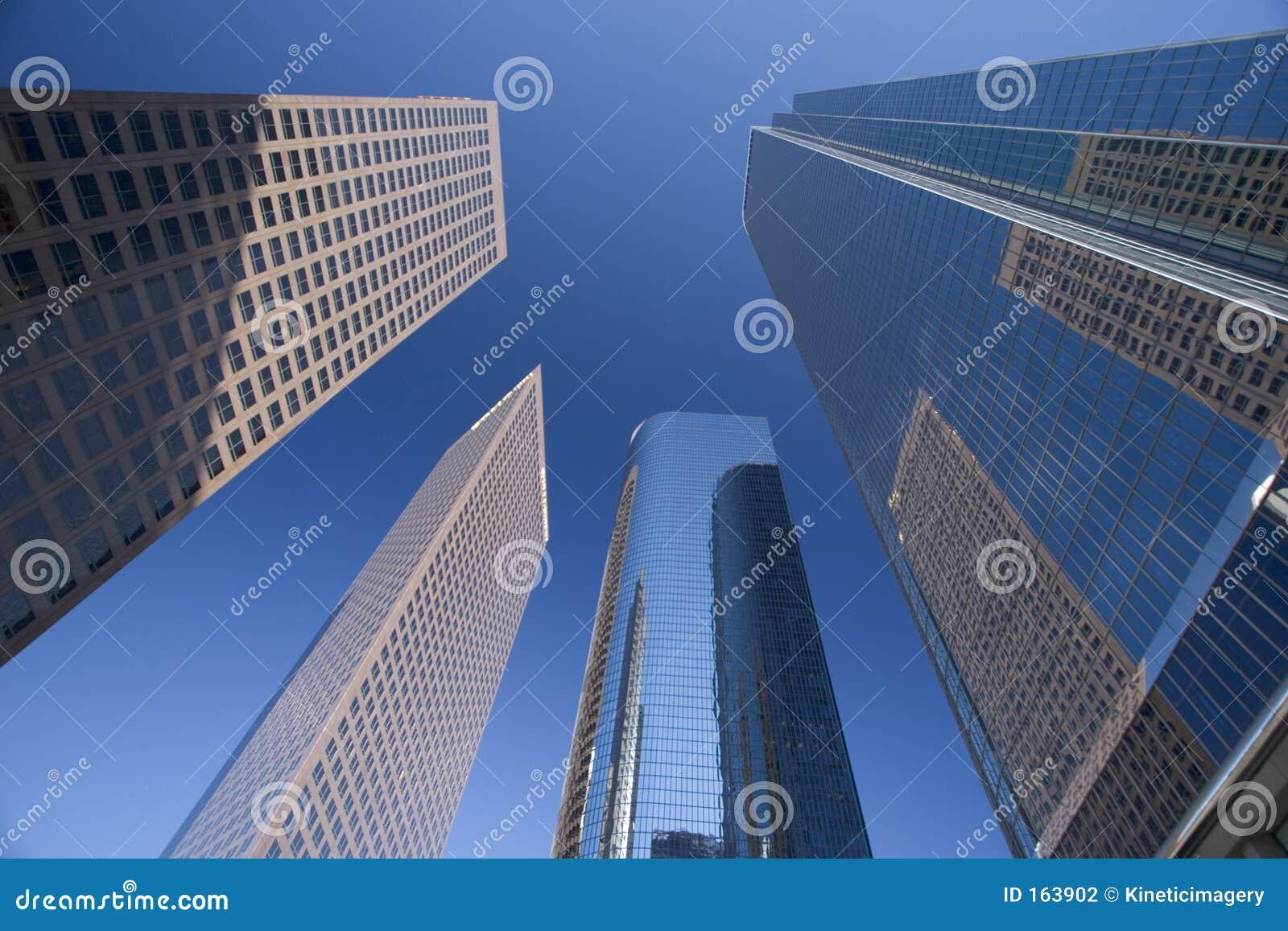 Angeles i stadens centrum los